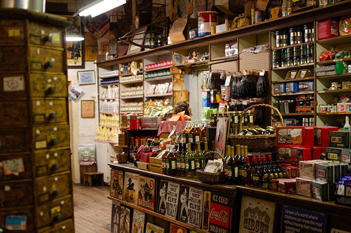 Things to Do in North Carolina Original Mast General Store Valle Crucis