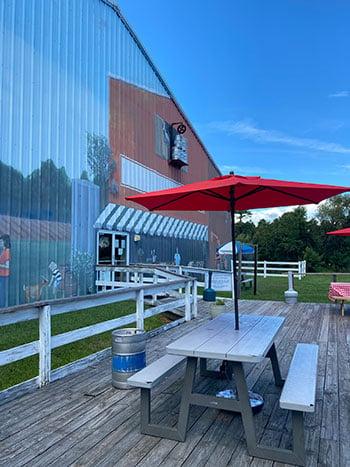 Things to Do in North Carolina Weeping Radish Brewery
