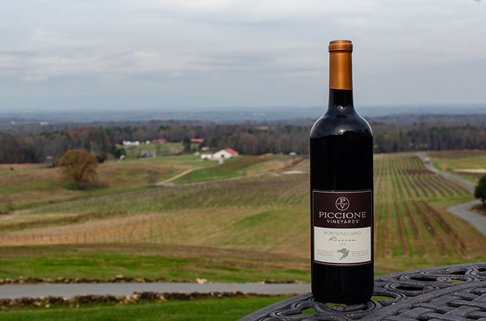 Things to Do in North Carolina Yadkin Valley Wineries