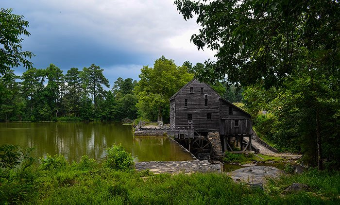 Things to Do in North Carolina Yates Mill County Park Raleigh NC