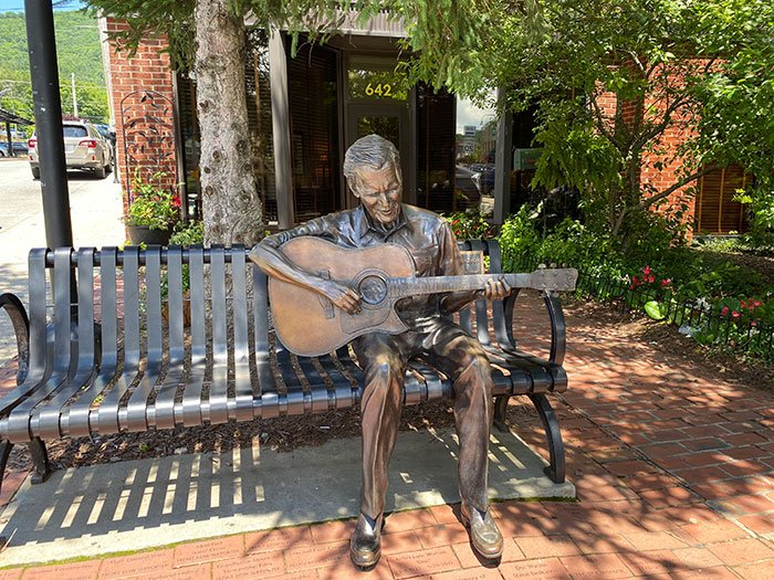 Things to Do in North Carolina in June Doc Watson Day Boone NC