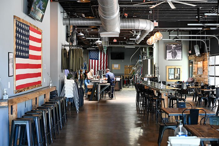Things to do in Kannapolis old armor brewing