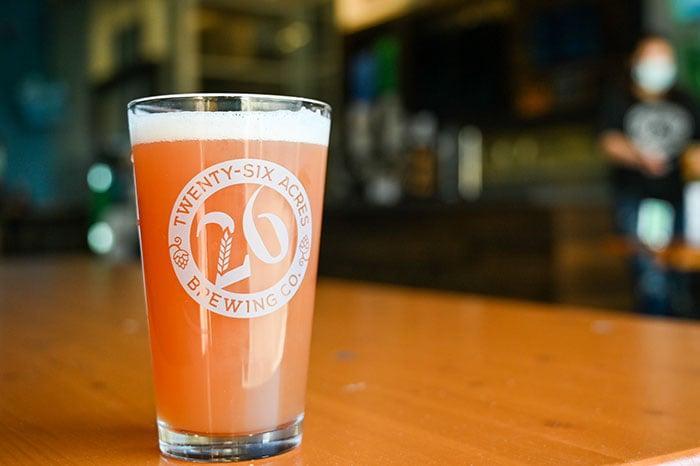 Twenty Six Acres Breweries in Concord NC