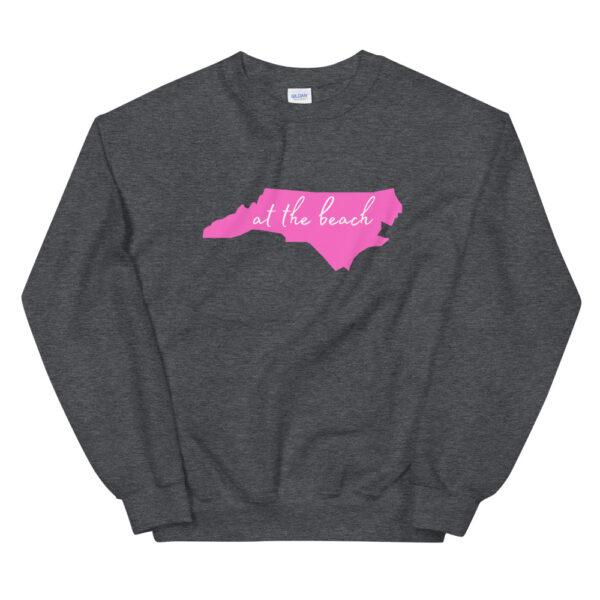 unisex crew neck sweatshirt dark heather front 60ad020a78b41