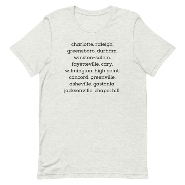 unisex premium t shirt ash front 60955badef35f