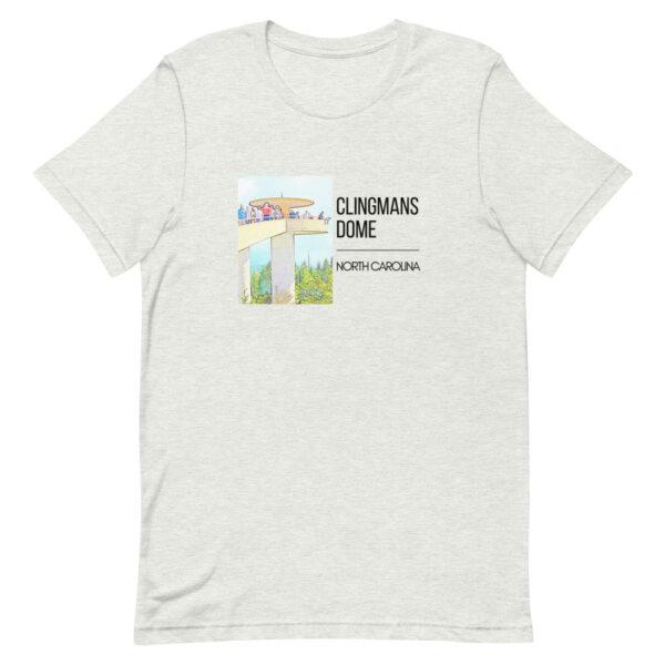 unisex premium t shirt ash front 609994be545e6