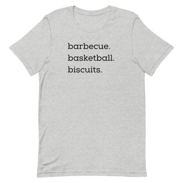 unisex premium t shirt athletic heather front 60955afbbee2f