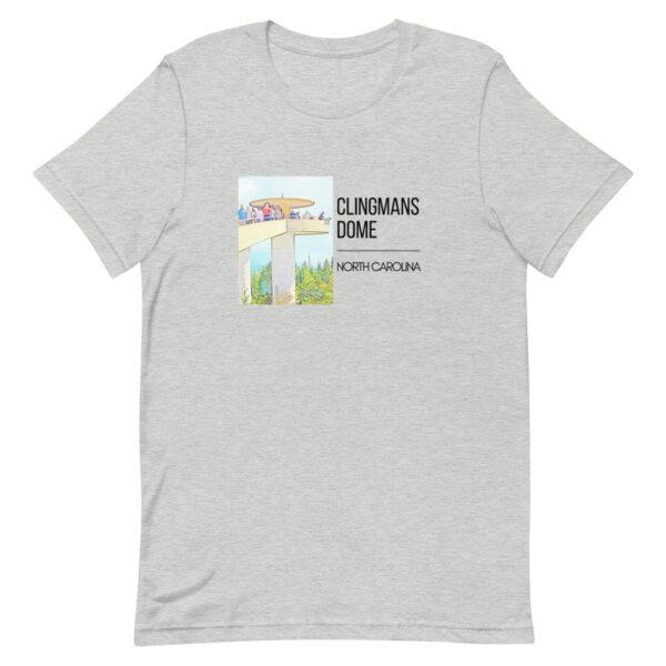 unisex premium t shirt athletic heather front 609994be51d51