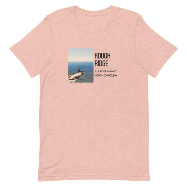 unisex premium t shirt heather prism peach front 6099c47c188ff