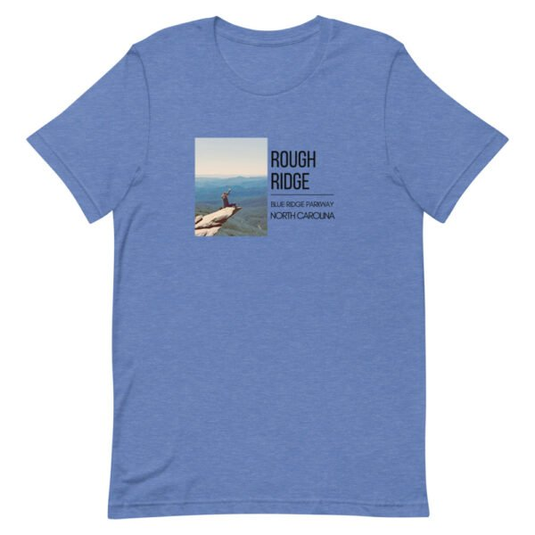 unisex premium t shirt heather true royal front 6099c47c1847f