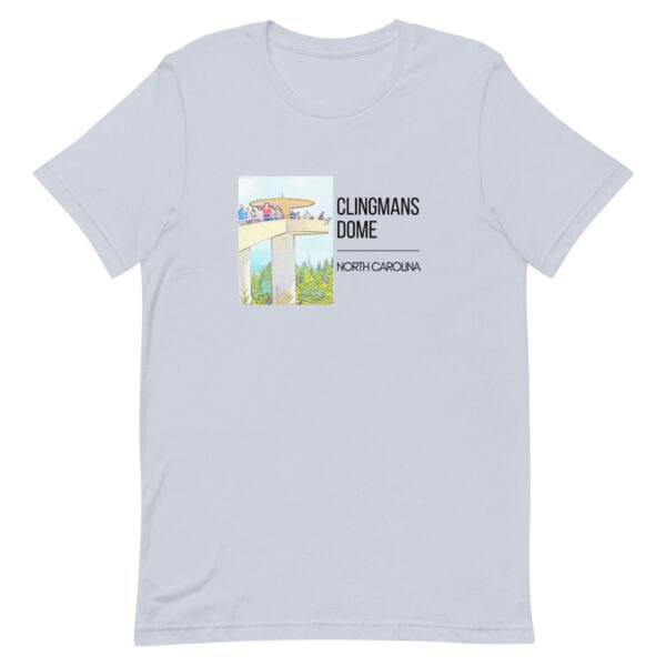unisex premium t shirt light blue front 609994be52393