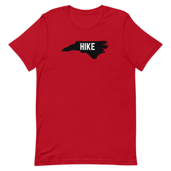 unisex premium t shirt red front 60955ab00fd08