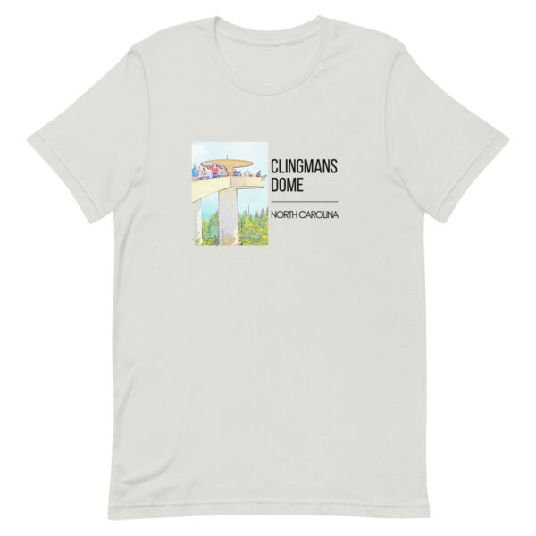 unisex premium t shirt silver front 609994be53746
