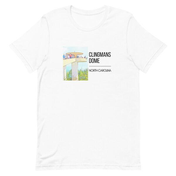 unisex premium t shirt white front 609994be502de