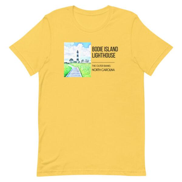 unisex premium t shirt yellow front 6099d063bf298