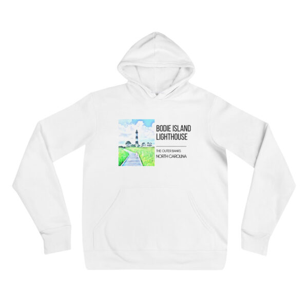 unisex pullover hoodie white front 6099d28fdec9c