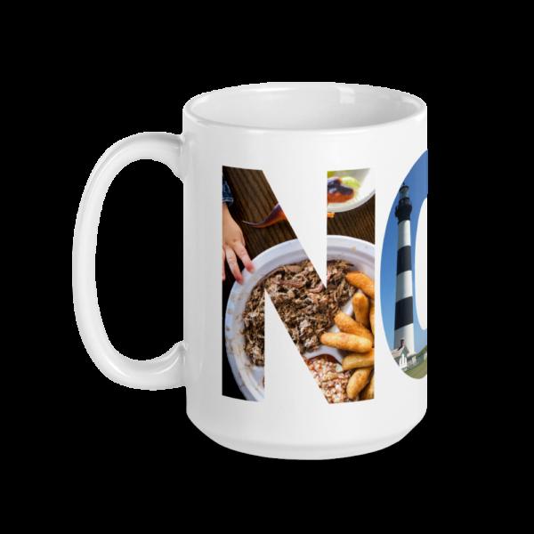 white glossy mug 15oz handle on left 6095cb0c985d2