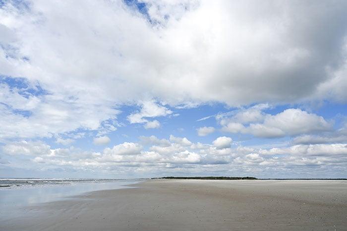 Bear Island Best Beaches in North Carolina