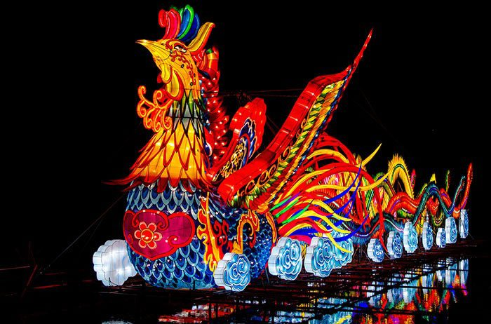 Day Trips from Durham Cary NC Chinese Lantern Festival