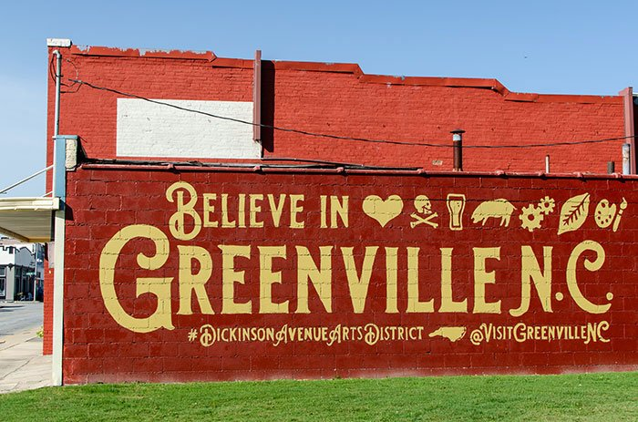 Day Trips from Durham Greenville NC
