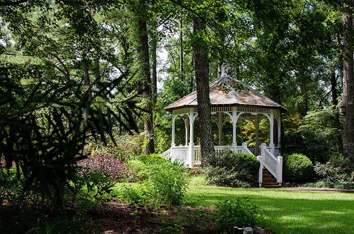 Day Trips from Durham NC Cape Fear Botanical Garden Fayetteville