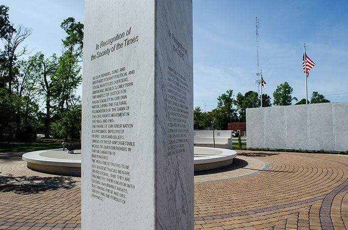 Day Trips from Raleigh NC Jacksonville Lejeune Memorial Gardens
