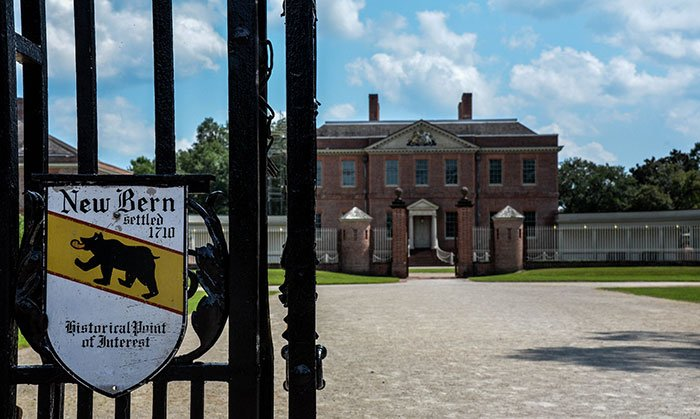 Day Trips from Raleigh NC New Bern Tryon Palace Outside