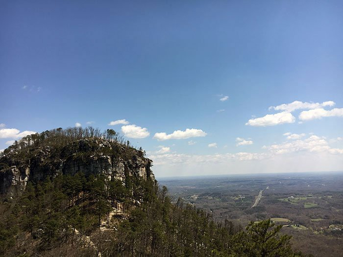 Day Trips from Raleigh NC Pilot Mountain
