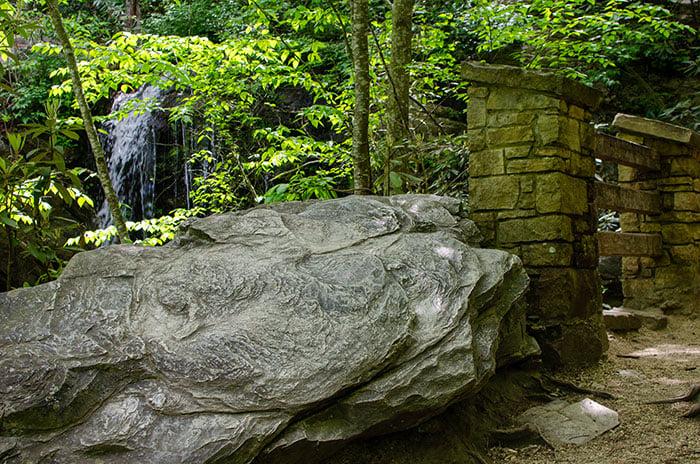 Hanging Rock State Park Indian Creek Trail