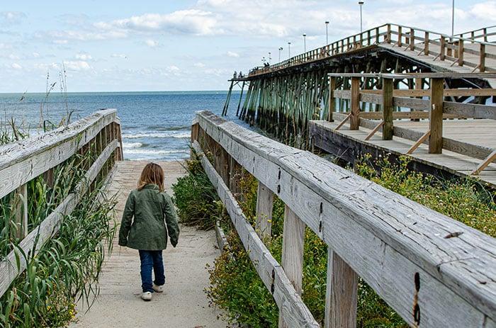 Kure Beach Best beaches in North Carolina