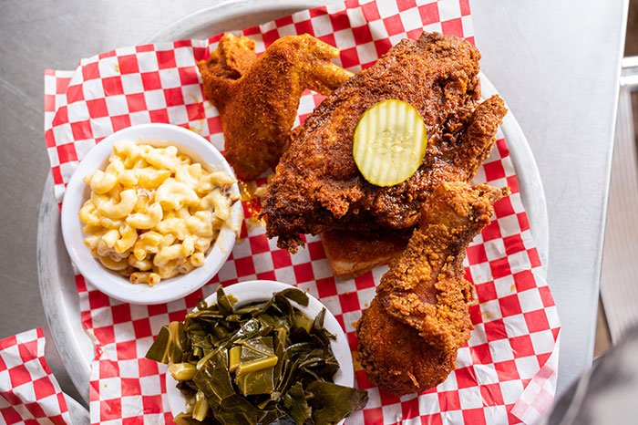 Rockys hot chicken asheville restaurants