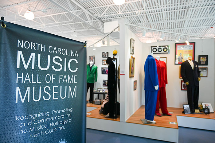 Things to Do in Cabarrus County NC Music Hall of Fame Kannapolis