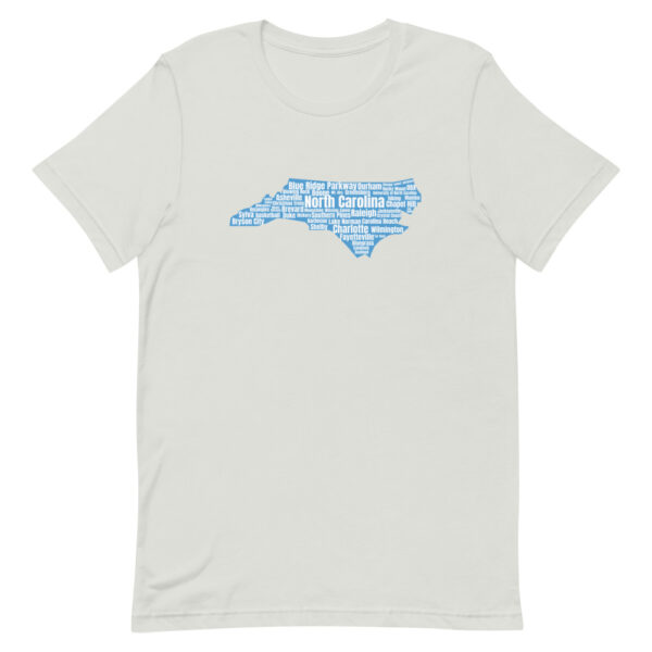 unisex premium t shirt silver front 60bf46a5664e6