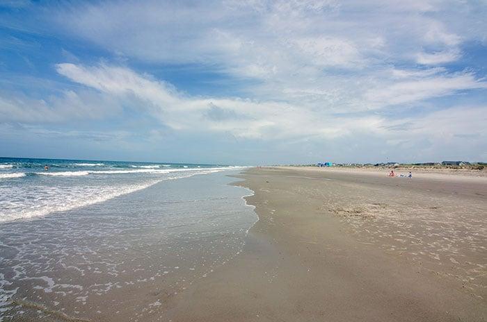Bald Head Island South Beach