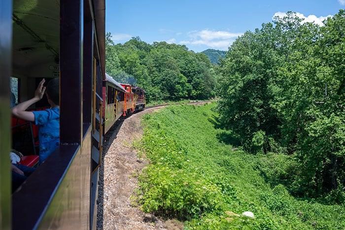 Bryson City Great Smoky Mountains Railroad