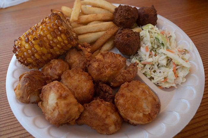 Calabash Seafood Famous North Carolina Foods