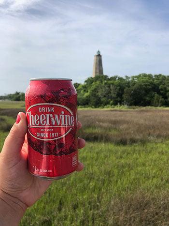 Famous North Carolina Foods Cheerwine