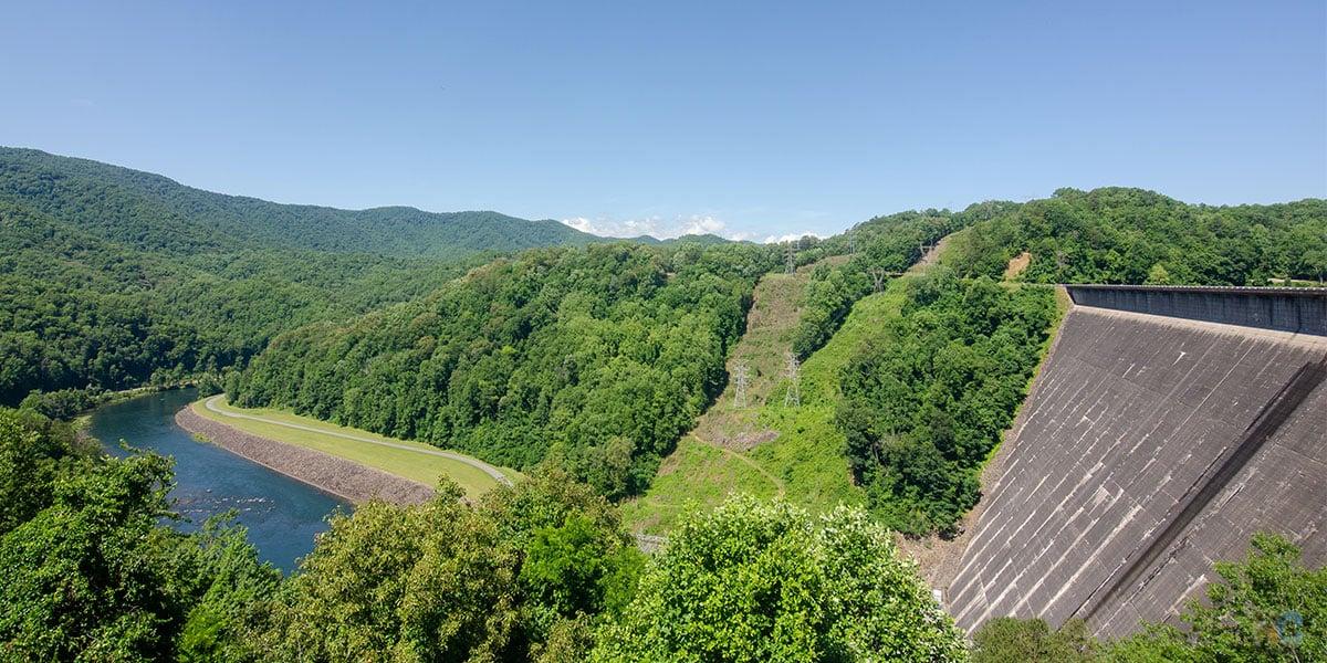 Fontana Dam North Carolina