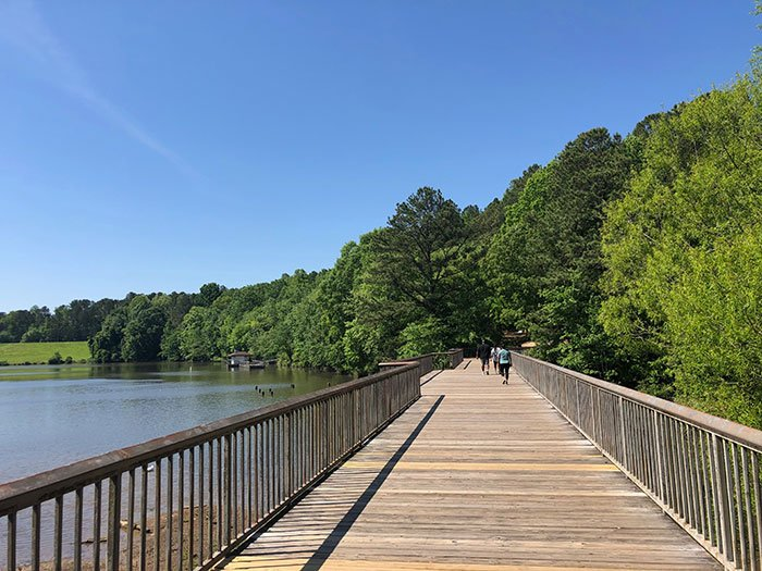 Free Things to Do in Raleigh Shelley Lake Park