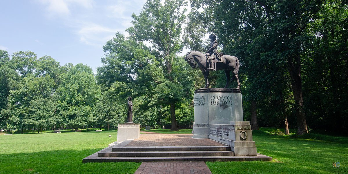 Guilford Courthouse National Military Park Greensboro North Carolina