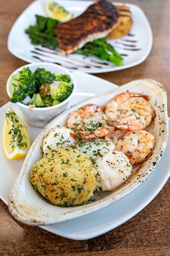 Outer Banks Restaurants Millers Waterfront Seafood
