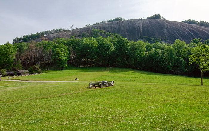 Stone Mountain State Park near Elkin NC