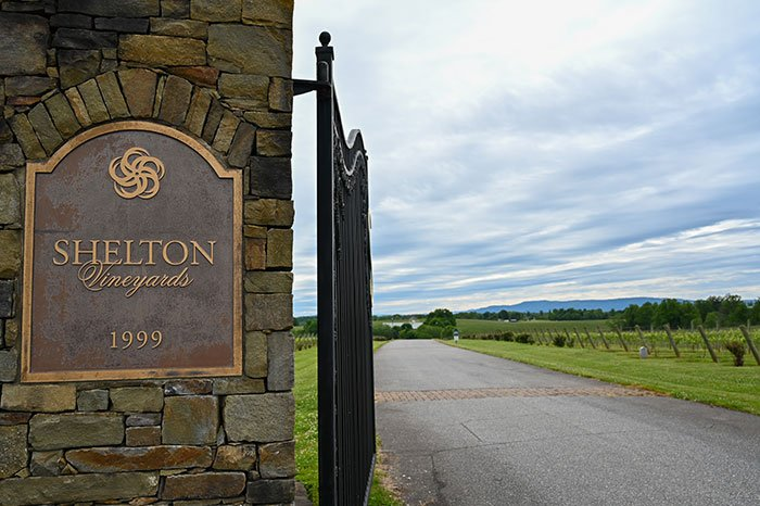 Surry County NC Shelton Vineyards