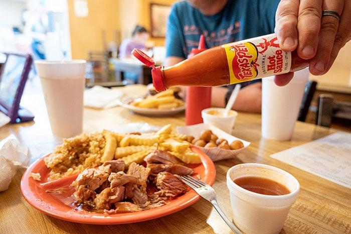 Texas Pete Famous North Carolina Foods