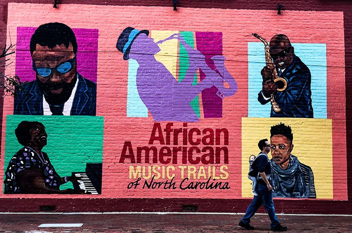 Things to Do in Goldsboro African American Music Trails