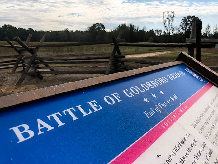 Things to Do in Goldsboro Battle of Goldsboro Bridge