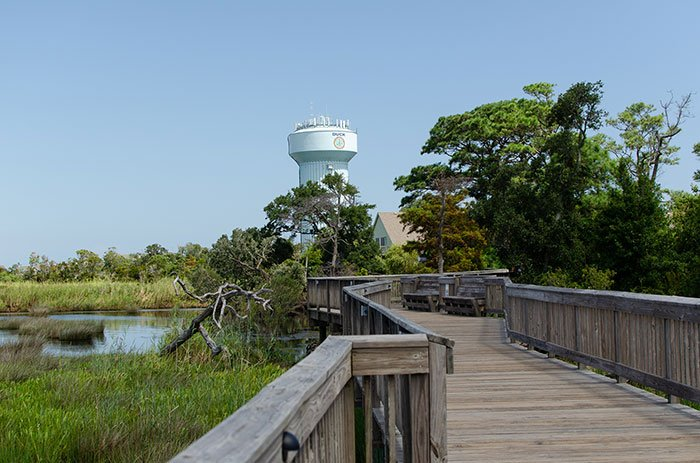 Things to Do in the Outer Banks NC Duck Boardwalk