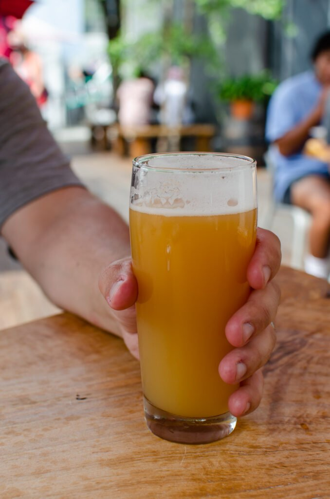 things to do in Asheville Bhramari Brewing