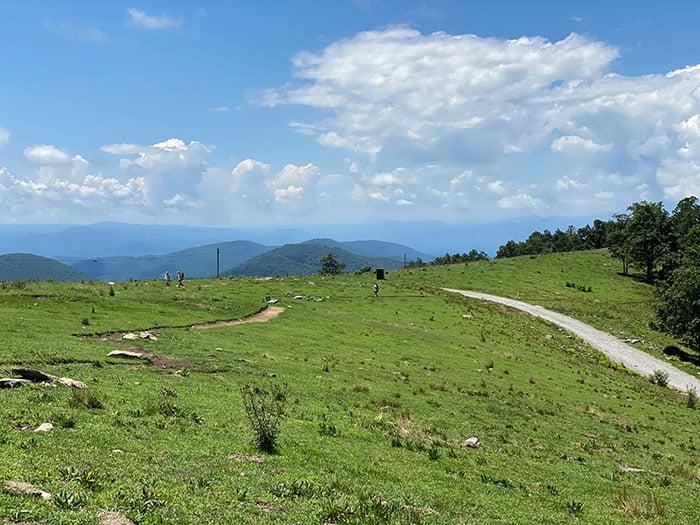 Bearwallow Mountain Henderson County NC