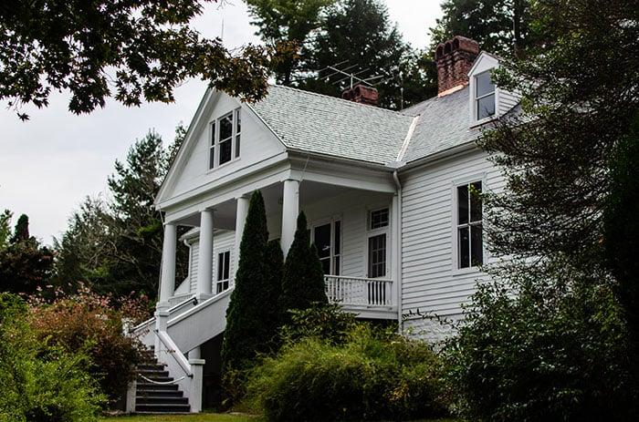 Carl Sandburg Home Flat Rock North Carolina